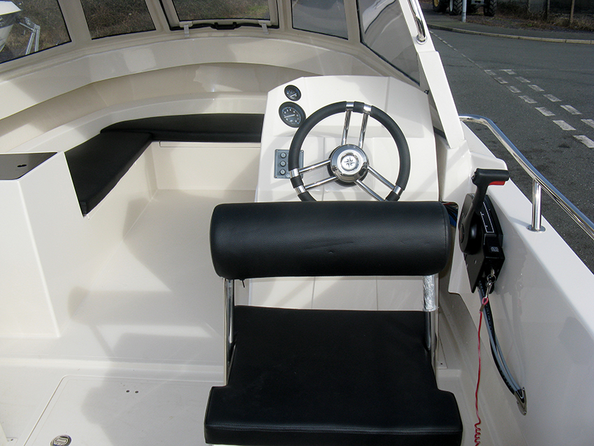 Admiral Pro Fish 660 for sale at Harbour Marine in Pwllheil
