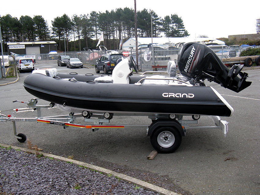 GRAND G380 For Sale at Harbour Marine