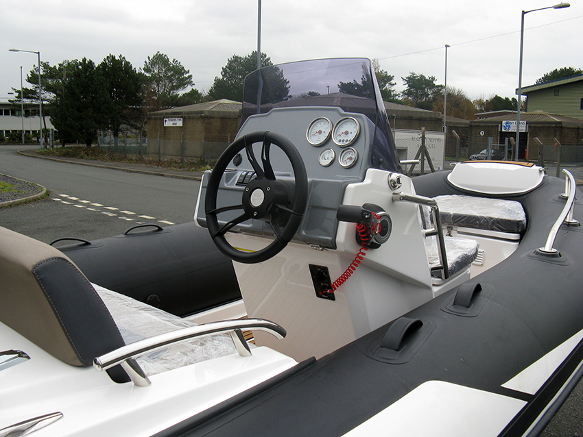 GRAND G420 RIB For Sale at Harbour Marine