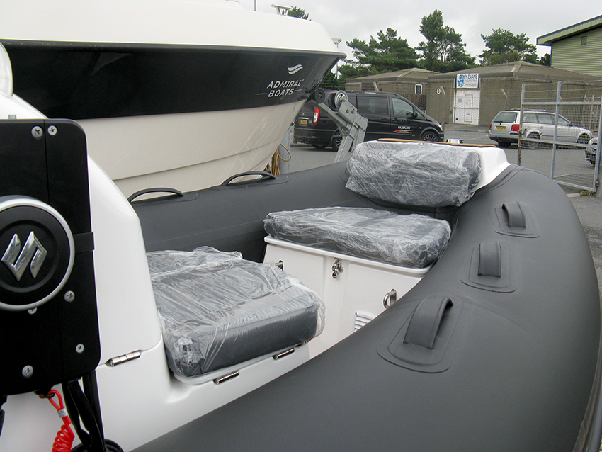 Grand G380 Tender For Sale at Harbour Marine