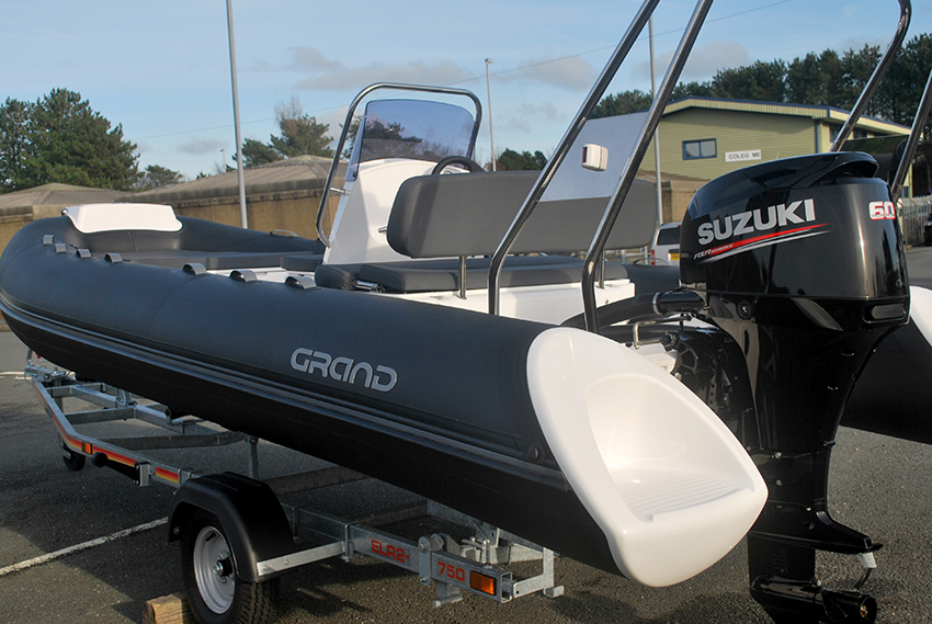 GRAND S20 RIB For Sale At Harbour Marine