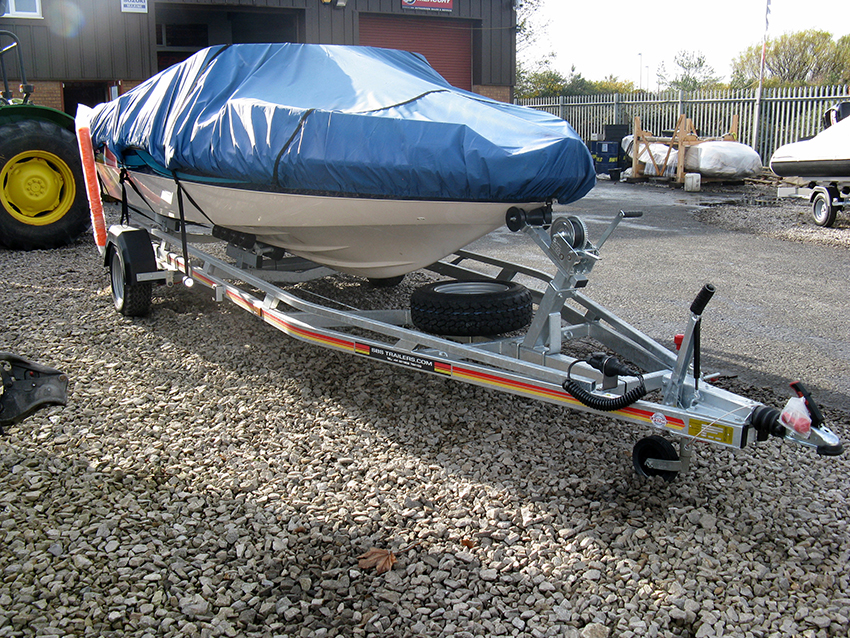 Fletcher 19 GTO For Sale at Harbour Marine
