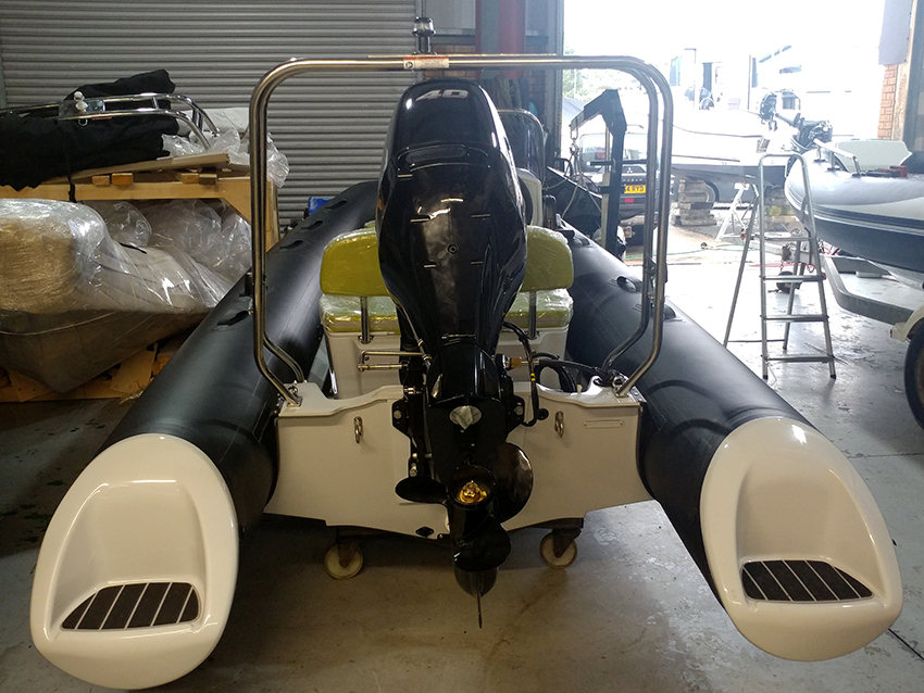 GRAND S420 Family RIB For Sale at Harbour Marine in Pwllheli