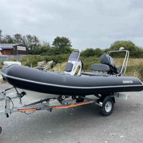 2019 GRAND S420 For Sale at Harbour Marine