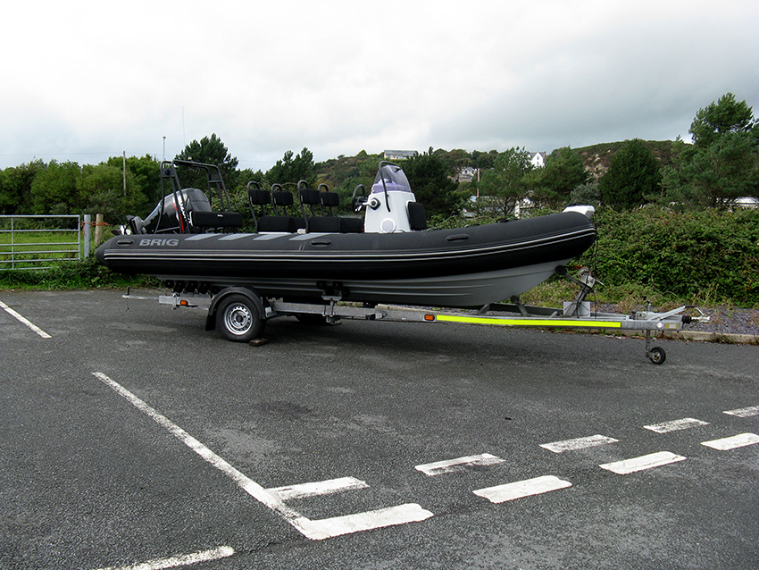 Brig Navitgator 610 For Sale at Harbour Marine