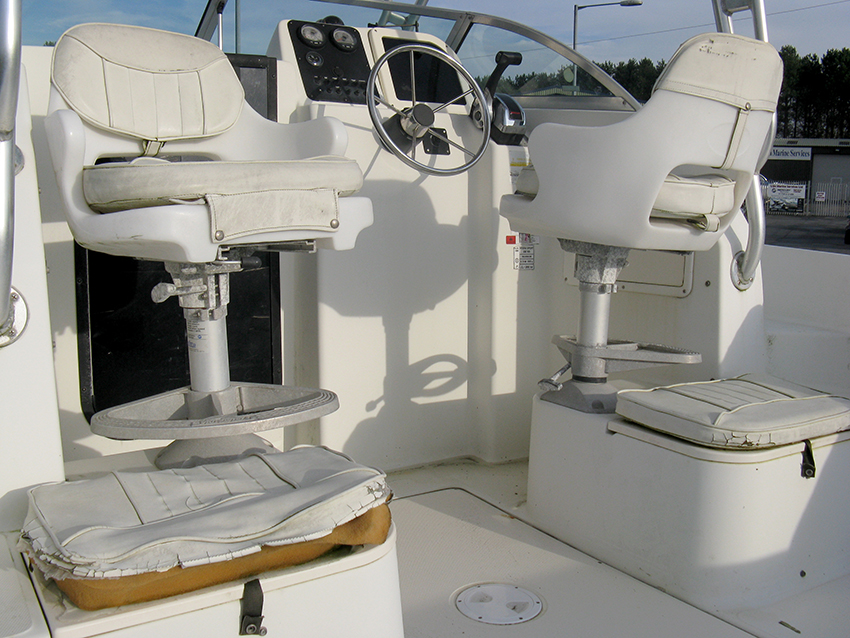 Hydra Spors 230 Seahorse for sale at Harbour Marine