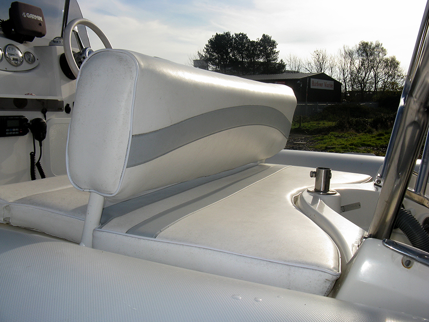 Zodiac YL 530 DL RIB For Sale at Harbour Marine