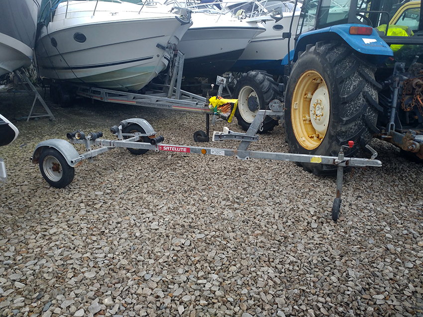Launching trailer for sale in Pwllheli at Harbour Marine