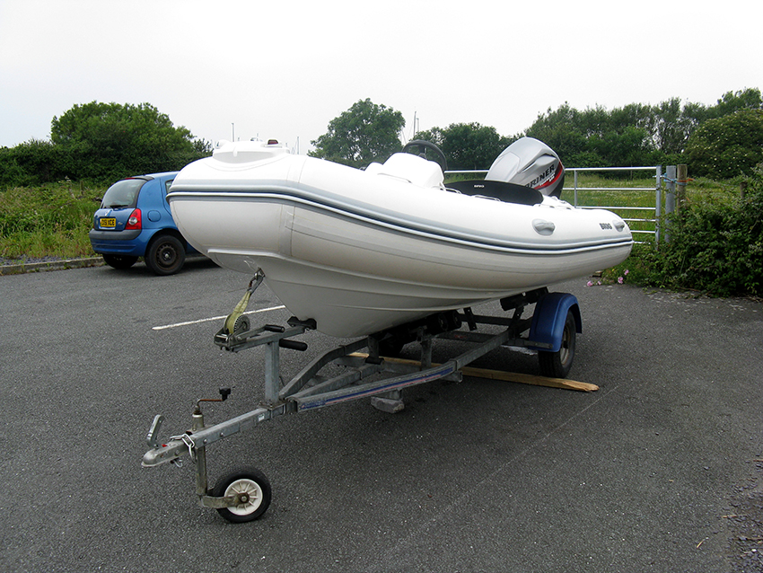 Brig Eagle E380 For Sale at Harbour Marine