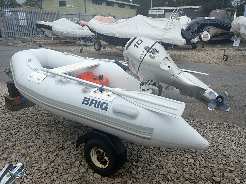 Brig F275 Tender For Sale at Harbour Marine