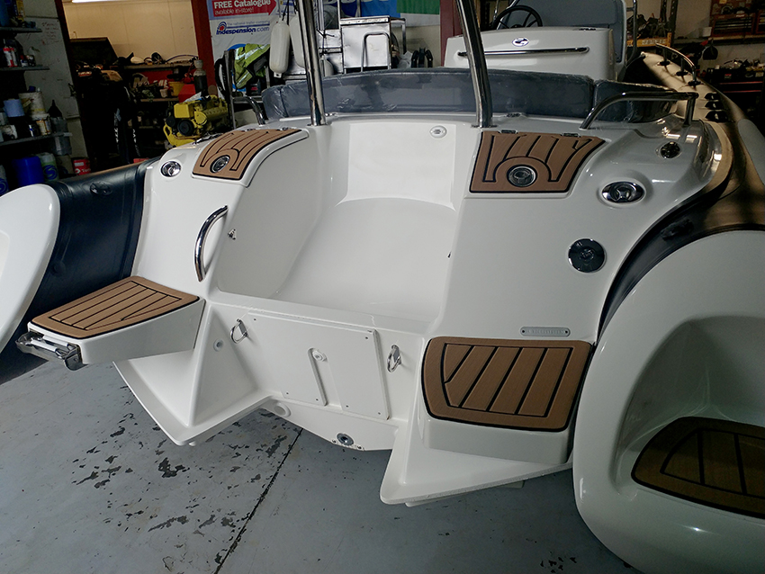 GRAND G650 For Sale at Harbour Marine in Pwllheli North Wales