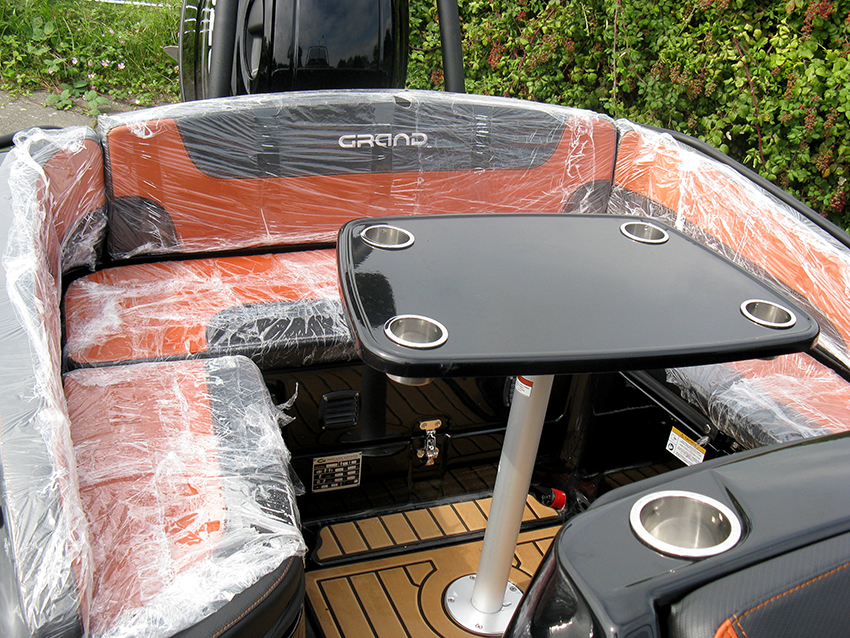 GRAND G650 RIB for sale at Harbour Marine in Pwllheli North Wales
