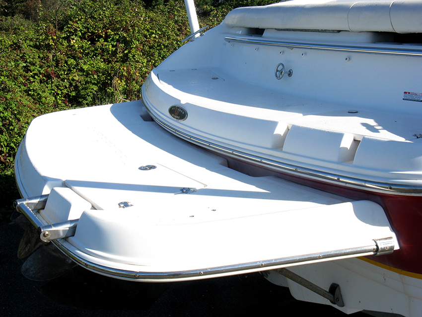 Chaparral 235 SSi Sport For Sale at Harbour Marine in Pwllheli