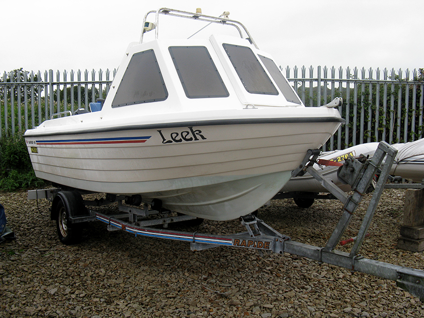 Warrior 165 For Sale At Harbour Marine in North Wales
