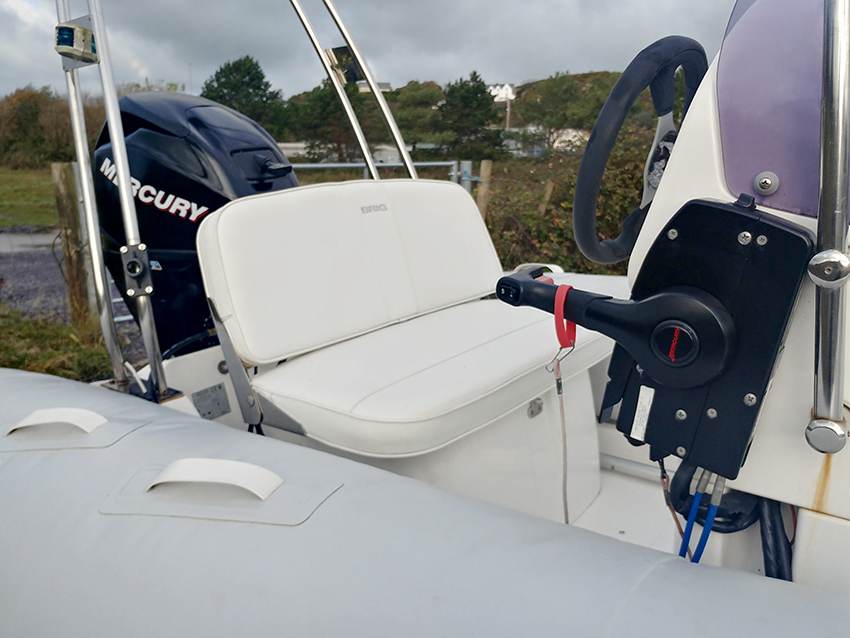 Used Brig Falcon 400 For Sale at Harbour Marine