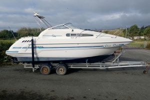 Used Sealine S24 For Sale at Harbour Marine