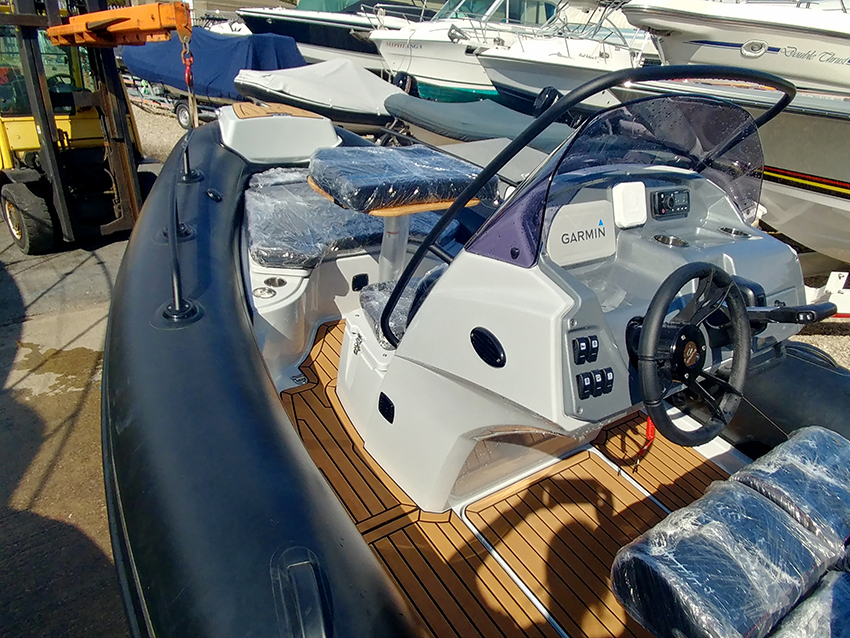 GRAND G580 for sale at Harbour Marine