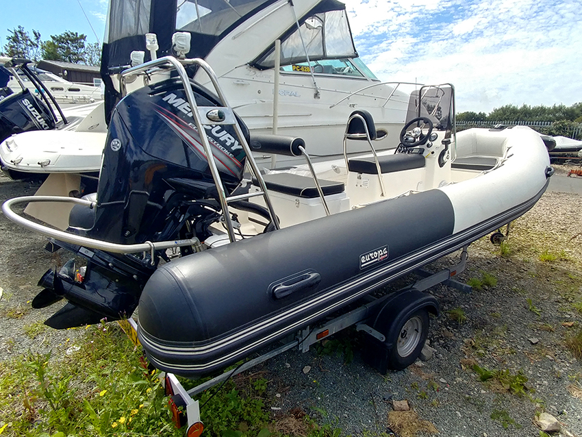 Europa RIB For Sale at Harbour Marine