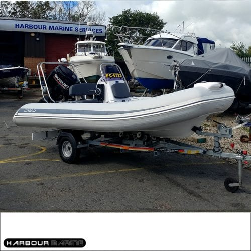 Used GRAND S420 For Sale at Harbour Marine