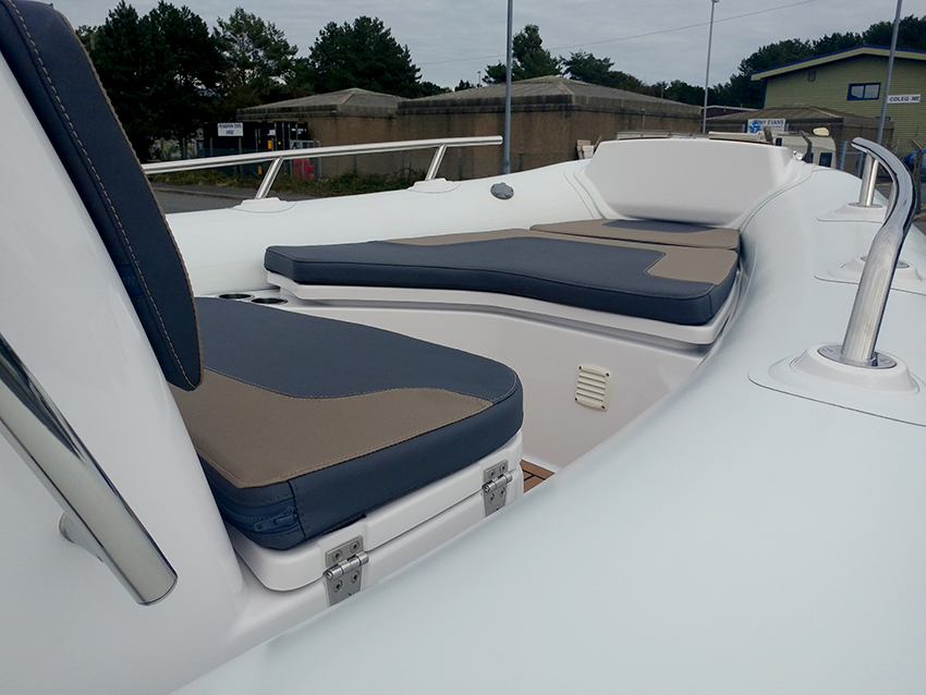 Used GRAND G500 RIB For Sale at Harbour Marine