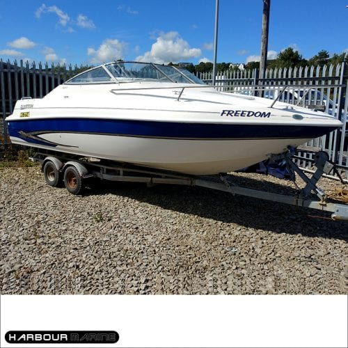 Used Glastron 209 GS for sale at Harbour Marine in Pwllheli