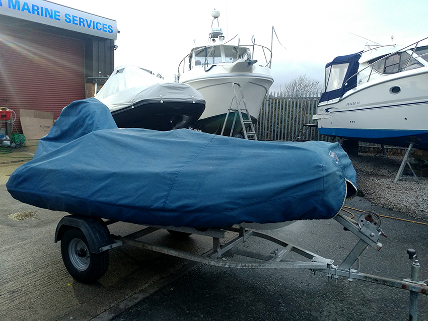 2013 Brig F330 For Sale at Harbour Marine in Pwllheli