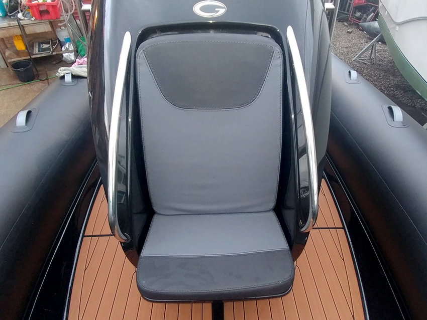 Used GRAND G650 RIB for sale at Harbour Marine