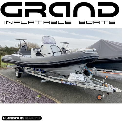 GRAND G650 Family RIB For Sale at Harbour Marine